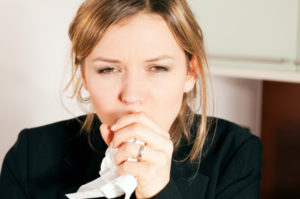 Are you worn out by coughing